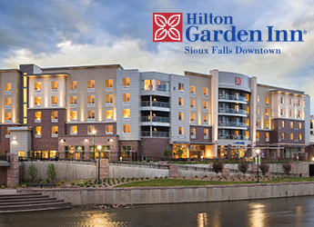 Hilton Garden Inn - Downtown, Sioux Falls SD