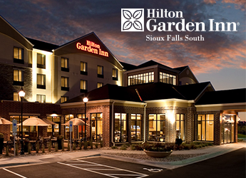 Hilton Garden Inn - Downtown Sioux Falls