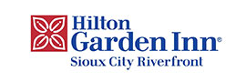 Hilton Garden Inn - Sioux City logo