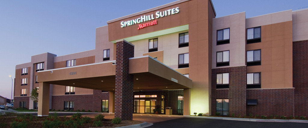 SpringHill Suites by Marriott in Sioux Falls, SD