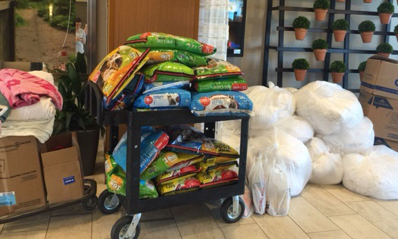 Sioux falls hotels Humane-Society-Donation