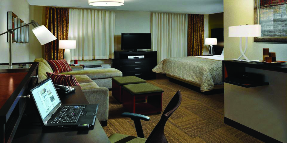 Staybridge Suites Guest Room