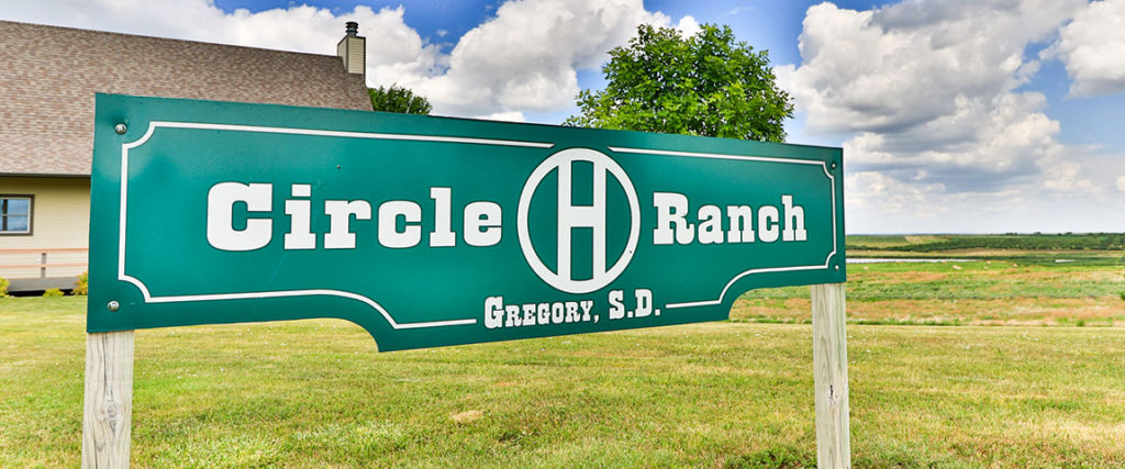 Circle H Ranch - Gregory, SD