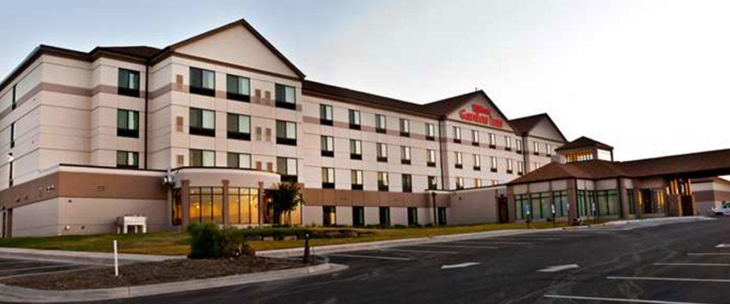 Rapid City Hilton Garden Inn exterior